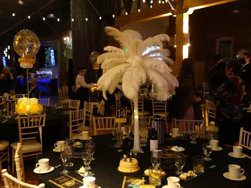 Great Gatsby Decor