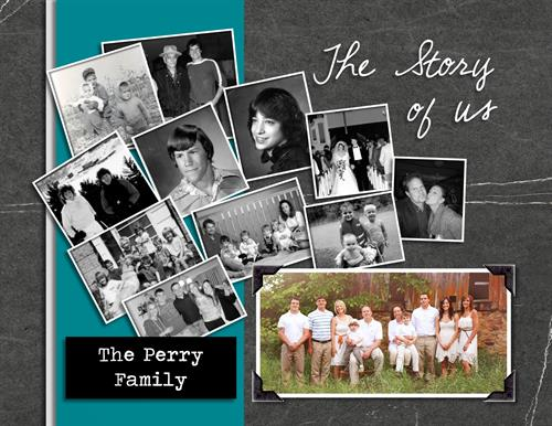 CYP Exclusive Album - The Story of Us