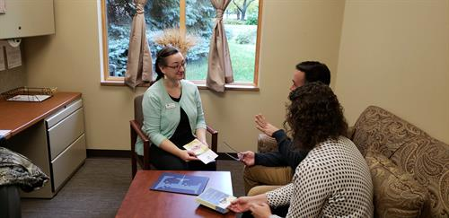 FamilyMeans Caregiving & Aging provides coaching and consultation to support caregivers.