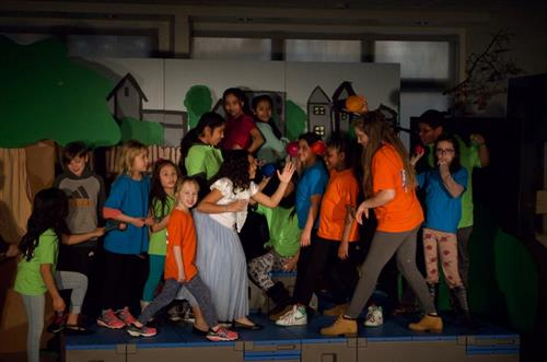 Youth Development Theater Production
