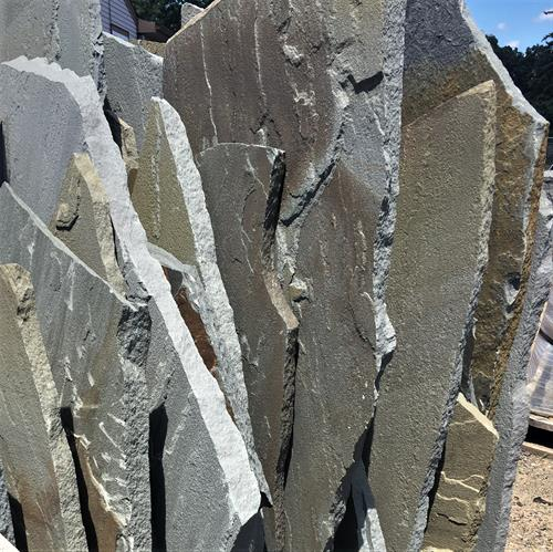 Natural Stone: Flagstone, Wall Block, Steppers and Edgers available!