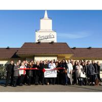RIBBON CUTTING- Joseph's Family Restaurant 45th Anniversary
