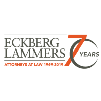ECKBERG LAMMERS LAW FIRM ANNOUNCES TWO NEW SHAREHOLDERS