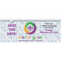 Sixth Annual Mardi Gras-themed Party to Benefit Area Youth