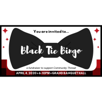 Community Thread Hosts Black Tie Bingo Fundraiser