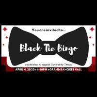Community Thread Hosts Black Tie Bingo Fundraiser