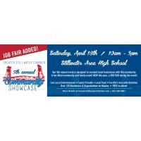 GREATER STILLWATER CHAMBER OF COMMERCE  hosts the 5th annual Community Showcase + Job Fair April 18th