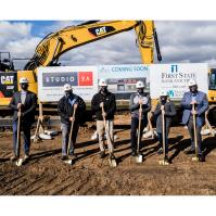 First State Bank and Trust Celebrates Hudson Groundbreaking