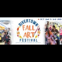 Rivertown Fall Art Festival returns to Stillwater, October 2 & 3, 2021