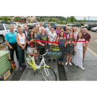 Chamber Celebrates DIRO Outdoors New Self-Serve Cruiser Bike Rentals