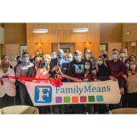 News Release: Chamber Celebrates Dedication of FamilyMeans Arba-Della Beck Memorial Lobby