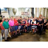 Chamber Celebrates Lift Bridge Brewing Company's Ten Years in business
