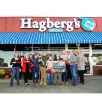 Chamber Celebrates Hagberg's Country Market's 80th Anniversary and New Chamber Membership!