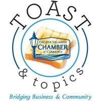 GREATER STILLWATER CHAMBER OF COMMERCE to host Toast & Topics, February 25th