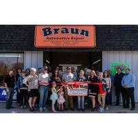 Chamber Welcomes New Member Braun Automotive