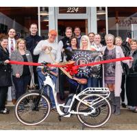 Chamber Welcomes New Member Mike's Electric Bikes