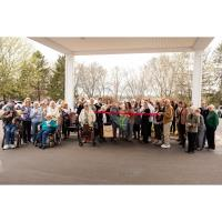 RIBBON CUTTING - Ecumen Lakeview Commons