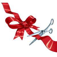 Grand Opening Ribbon Cutting Ceremony at Apex Chiropractic
