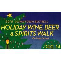 Holiday Wine, Beer, & Spirits Walk