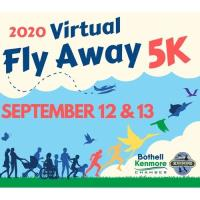 Fly Away 5K - Virtual Event