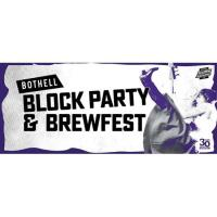 RESCHEDULED to Aug 22 - Bothell Block Party & BrewFest 2020