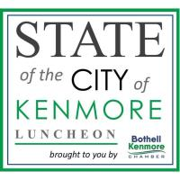 RESCHEDULED to June 3 - State of the City of Kenmore
