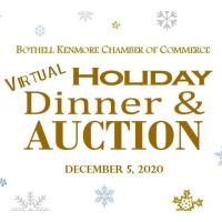 Virtual Holiday Dinner & Auction