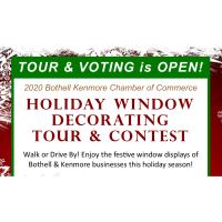 2020 Holiday Window Decorating Tour & Contest