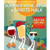 Summer Wine, Beer & Spirits Walk
