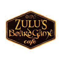 Zulu's Board Game Cafe Logo