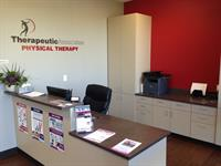 Reception Area.  Team members are waiting to verify your insurance benefits for you!