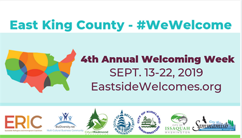 East King County Welcome Week