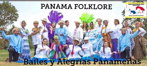 Multicultural Panama Forklore