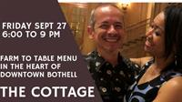 Live Music | Tabor & Carvalho | The Cottage
