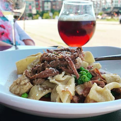 Dinner - Handmade pasta