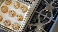 Stop by in the morning, and you just might find a fresh batch of cookies backed in our showroom oven.