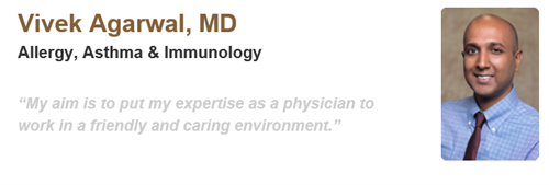 Allergy Specialist at Woodinville