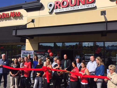 Ribbon Cutting!