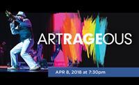 Artrageous April 8 2018