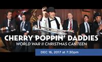 Cherry Poppin' Daddies Dec. 16 2017