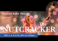 The Nutcracker Dec 2,3,9,10 2017