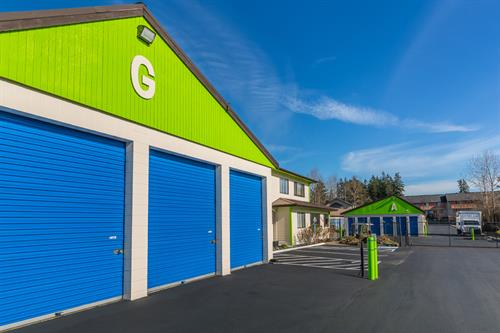 Our convenient self storage services