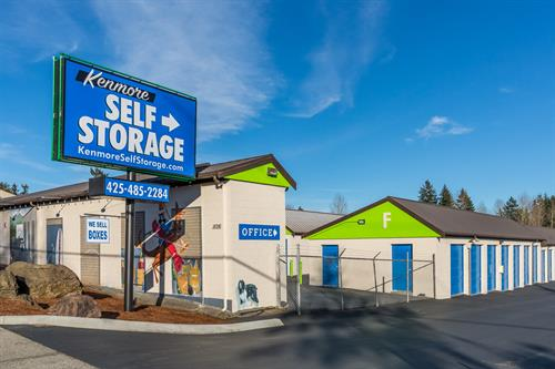 Kenmore Self Storage Facility