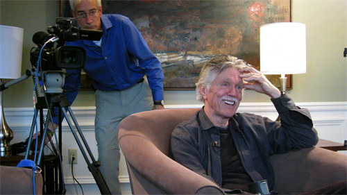 Tom Skerritt, founder of The Red Badge Project.