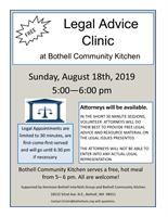 FREE Legal Advice Clinic