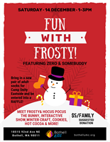 Fun with Frosty!