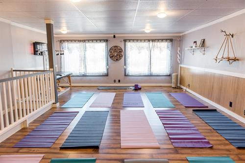 Omni Classroom & Event Space (Yoga Set Up 2)