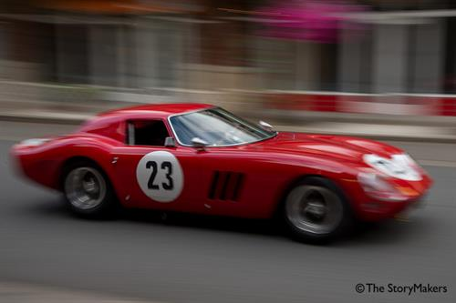 $50M car...sure.  Ferrari 250 GTO