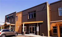 Gabbert Architects Planners in located in the Rose Crossing Plaza in Shoreline, WA.