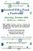 Goodwill Fill-A-Truck
